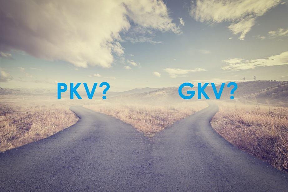 PKV vs. GKV: Die Angst vor der Privaten Krankenversicherung wird durch die Medien angeheizt. Doch was ist wirklich die bessere Wahl? PKV oder GKV?