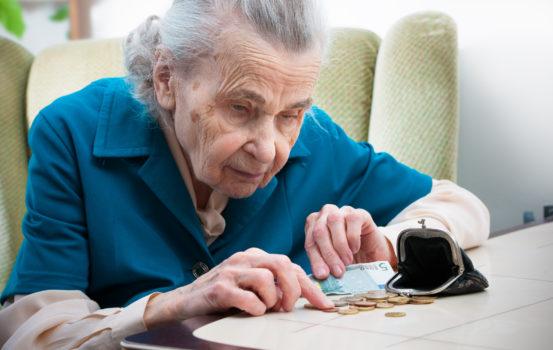 Renteninformation in ihre Einzelteile zerlegt: Das bisschen bleibt übrig