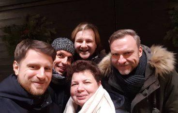 Rückblick 2018: Umsatz verdreifacht und als Familie rechtlich zusammengewachsen