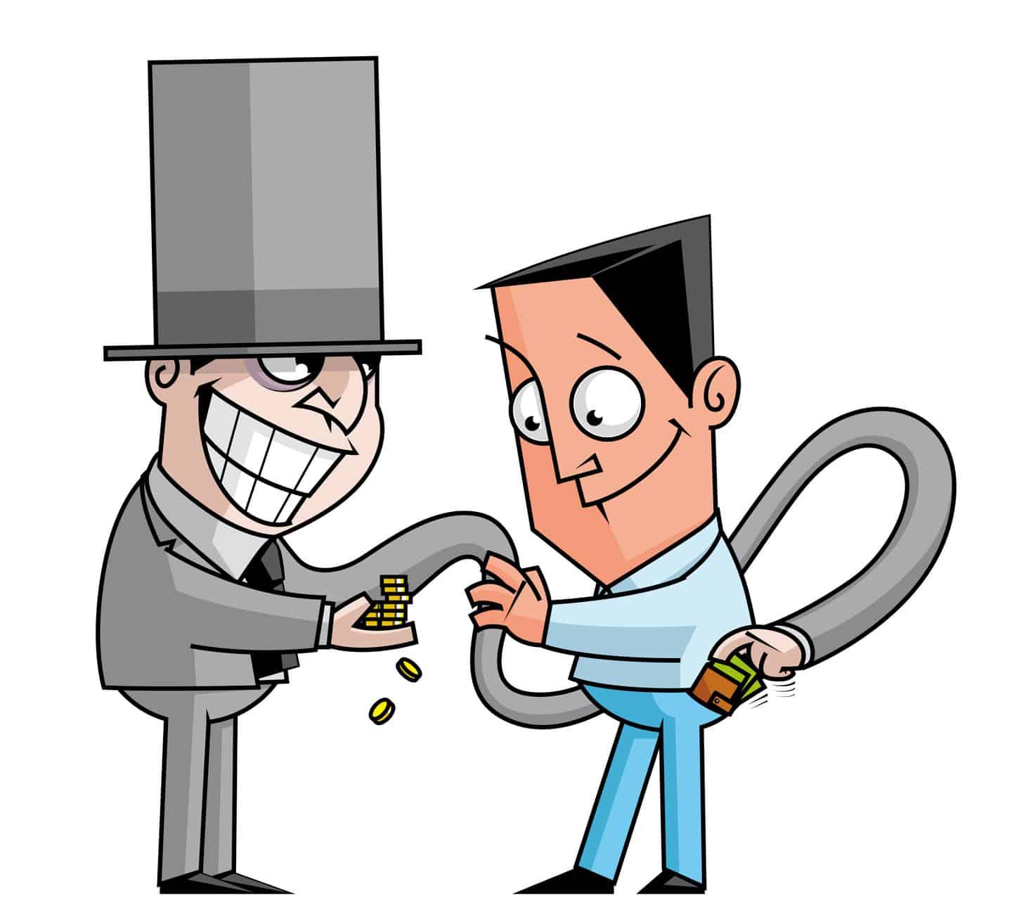 Finanzberater Kosten: Es gibt nichts umsonst, auch keine Finanzberatung.