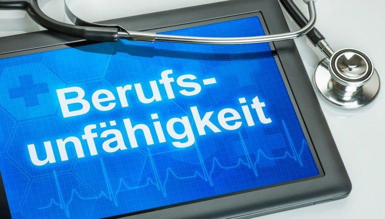 Wie du eine Berufsunfähigkeits-Versicherung findest, die zu dir passt