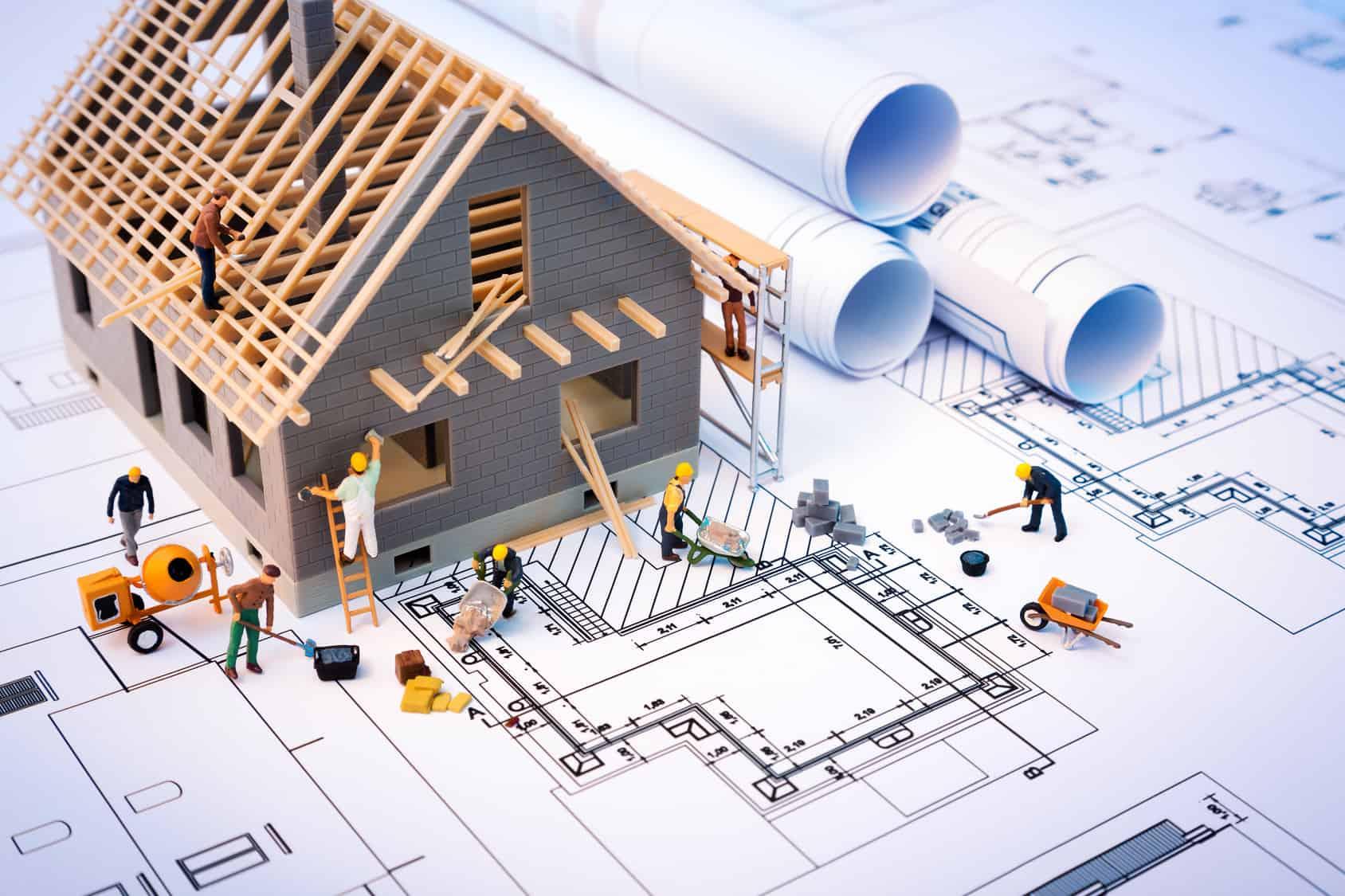 Immobilienerwerb sinnvoll? Das hängt von der individuellen Situation ab.