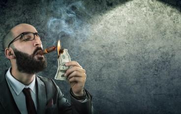 Sparen: Geld ist nur Papier