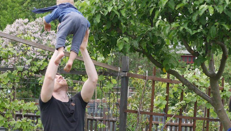 Familie als genialer Diversifikationsbaustein und einfach mal Pause machen