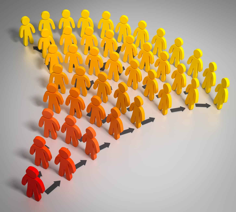 Der Strukturvertrieb steht stark in der Kritik. Dies entspringt vor allem seinem Vertriebscharakter indem eine professionelle Beratung oft auf der Strecke bleibt.