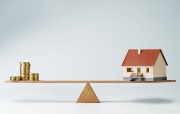 Kredithebel: Wie viel Haus kann ich mir leisten?